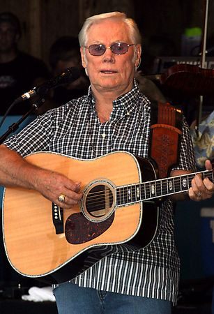 George Jones, July 2005