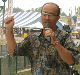 Lee Greenwood, July 2005